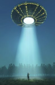 UFO Getty images