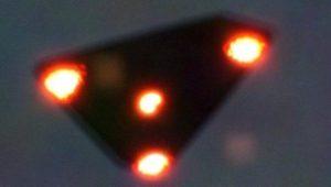 Triangular UFOs