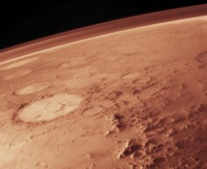 Mars by NASA