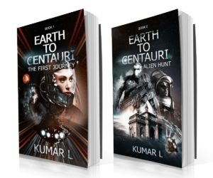 Earth to Centauri